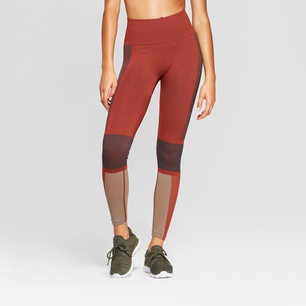 C9 Champion Ladies Size XS Embrace Active Leggings 7//8 Ankle Length Black Mesh