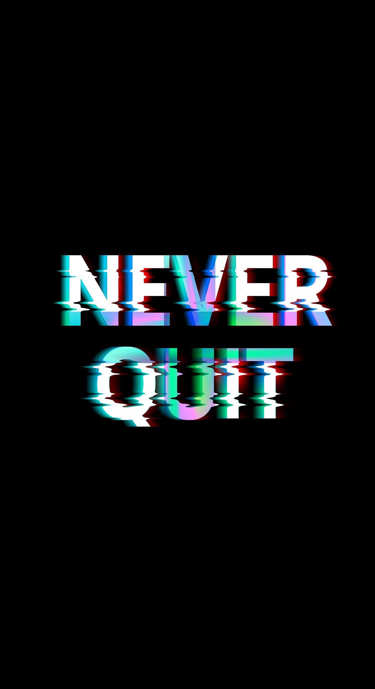 Pin By Nanis Ka On Quotes Text Glitch Wallpaper Psycho Wallpaper Iphone Psycho Wallpaper