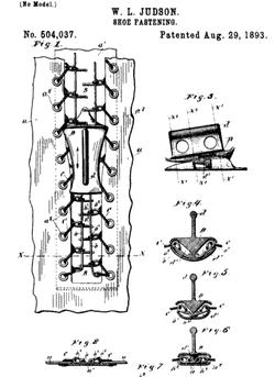 Clasp locker zipper diagram inventor by whitcomb l judson of clasp locker zipper diagram inventor by whitcomb l judson of chicago ccuart Images