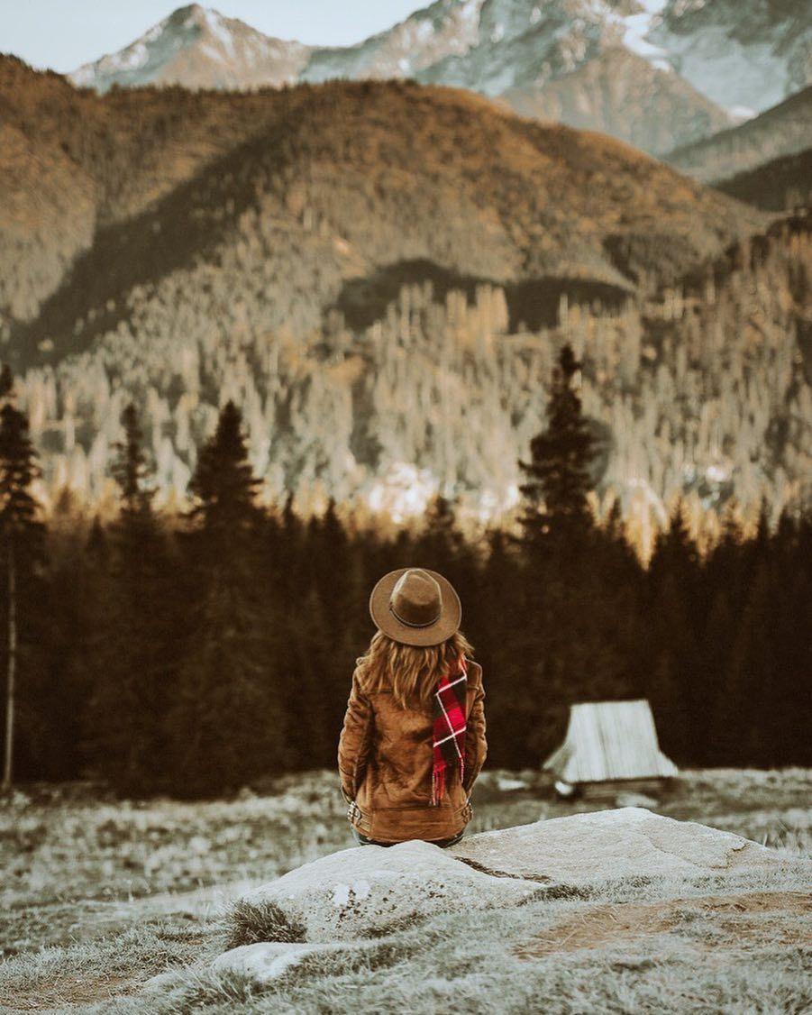 Rusinowa Glade In Tatra Mountain Tatra Mountains Travel Lifestyle Instagram