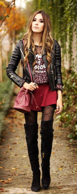 6ac409e569 75 Edgy Outfits to Stand Out from the Crowd - Page 2 of 3