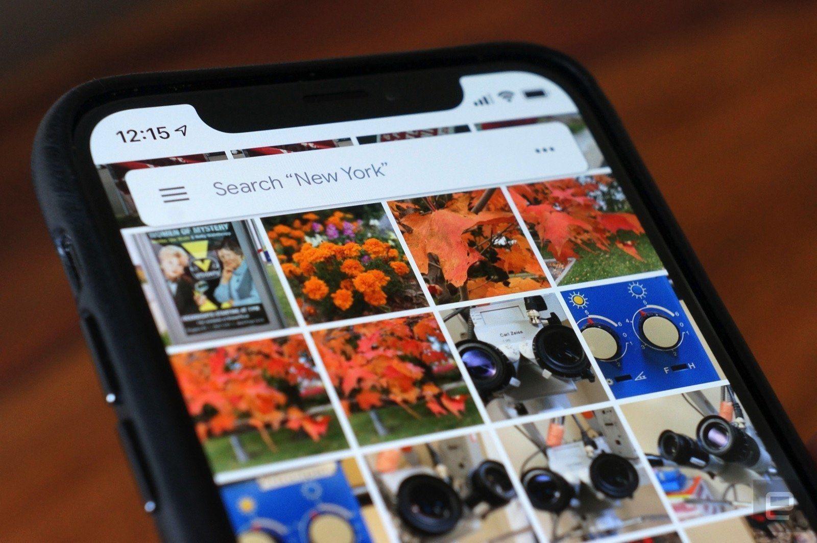 جوجل تؤكد على خططها لإصلاح الخلل في تطبيق صور جوجل على هواتف الأيفون Iphone Pictures Google Photos App Photo Backup