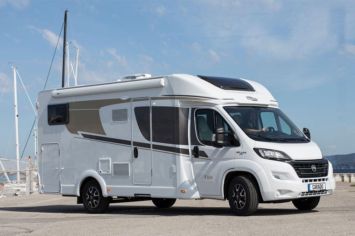 Capron GmbH Neustadt - Motorhomes from Saxony - CARADO - Semi