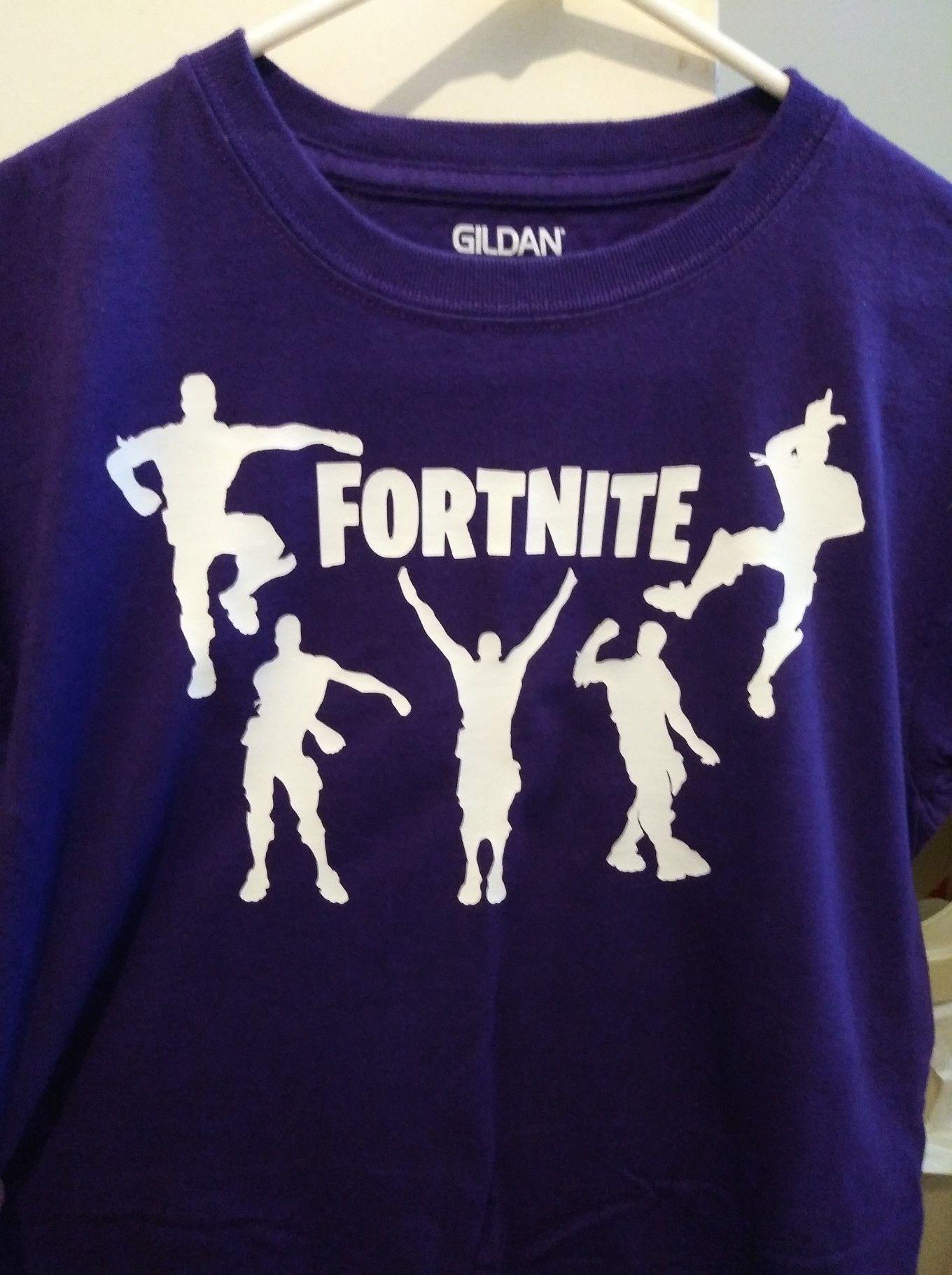 0d68ec921 Fortnite Shirt. Fortnite Dance Moves. Fortnite Life $15.00 | Boys ...