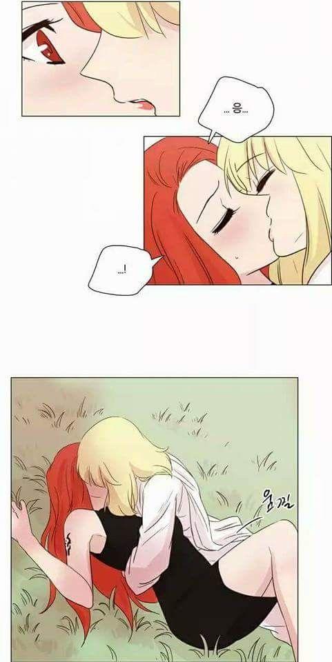 Lesbian devil Angel and