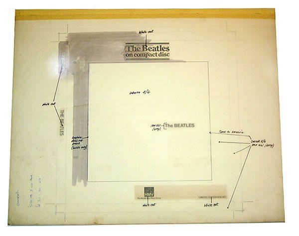 The Beatles The Beatles Hmv Box Uk Artwork 426775 Beatles White Album The Beatles The White Album