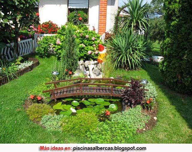 diseo de jardines pequeos