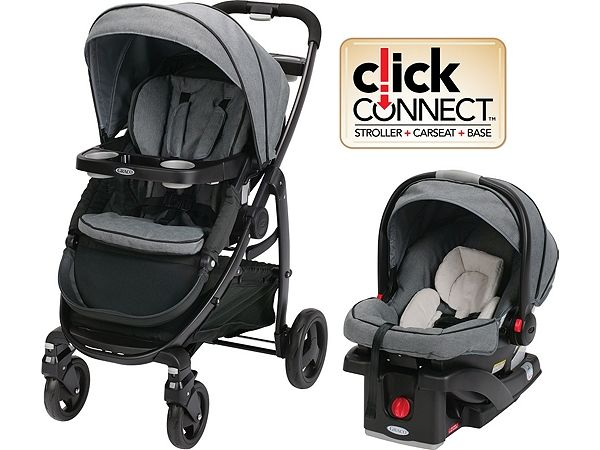 """Graco Modes 3 IN 1 Stroller/"""" HOLT STYLE"""