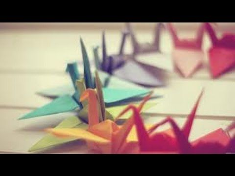 Origami Crane Instructions How To Make Amazing Paper Origami