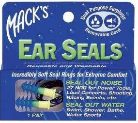 Mack S Ear Seals Sleeping Earplugs Description Details Reviews Usa Ear Plugs Best Ear Plugs Personal Care Ear