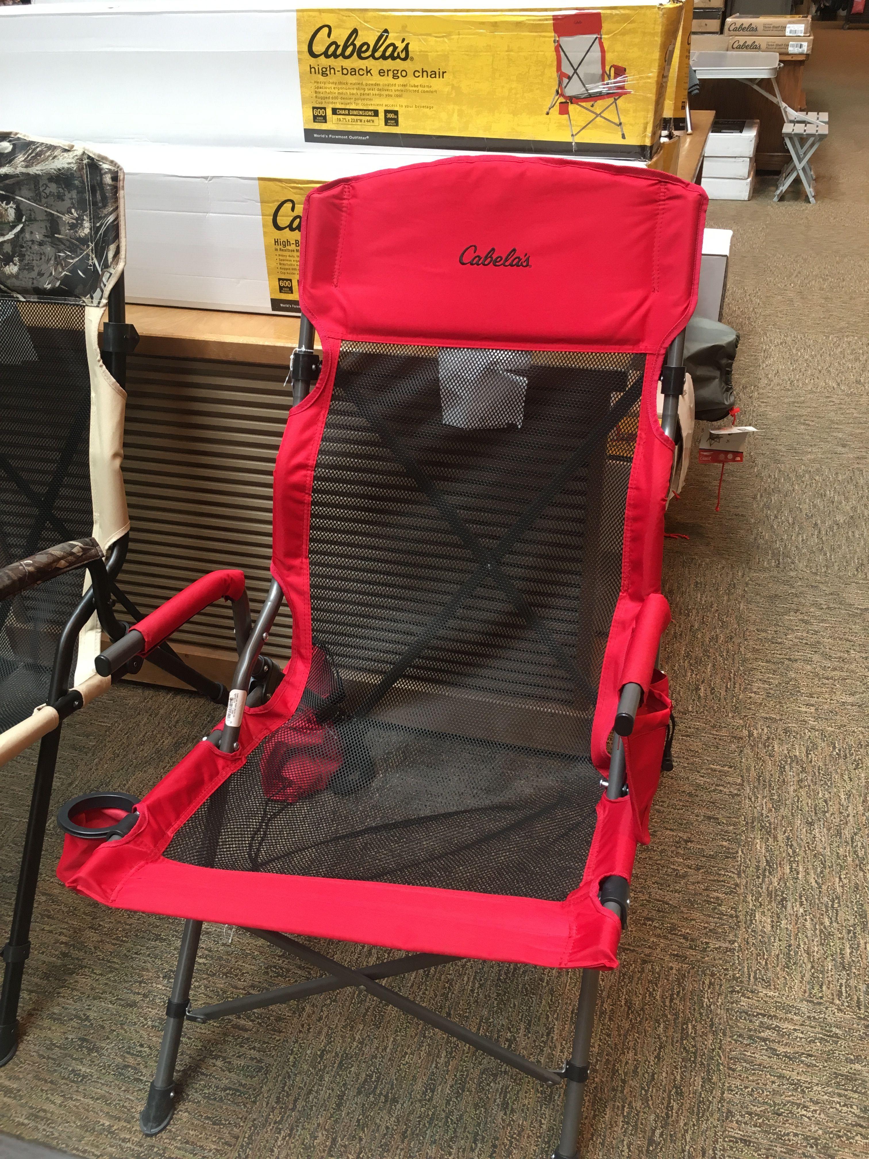 Cabelas High Back Ergo Chair 49 99 Outdoor Gear Cabelas Hunting