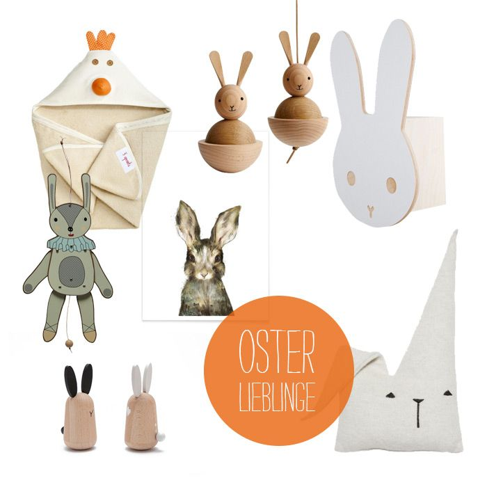 Frohe Ostern mit meinen Osterlieblingen plus ein Geschenk für euch!
