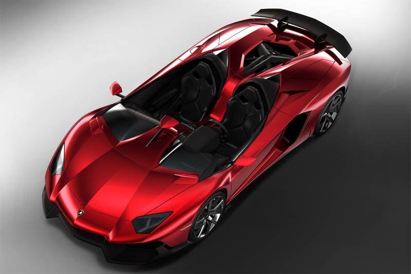 Lamborghini Veneno vs Bugatti | Lamborghini Aventador J – offener