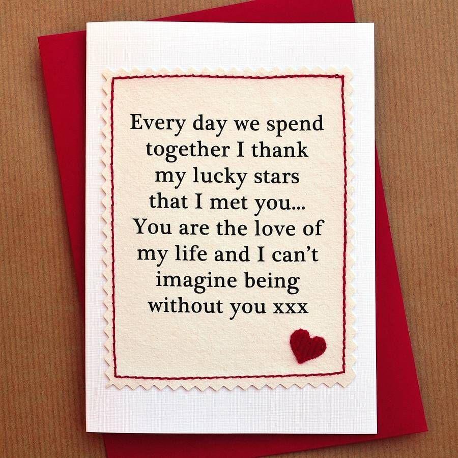 Handmade husband anniversary cards google search craft ideas
