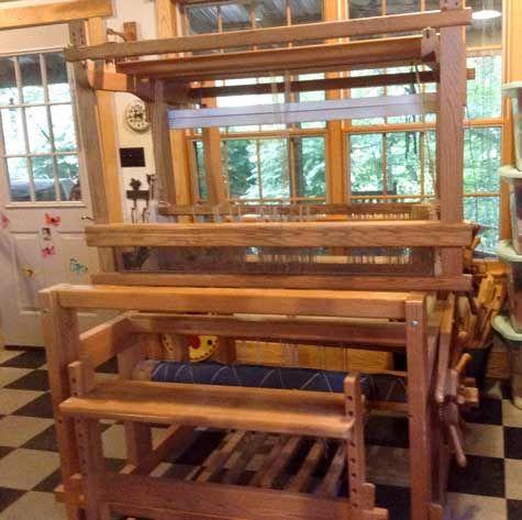 Glimakra weaving looms