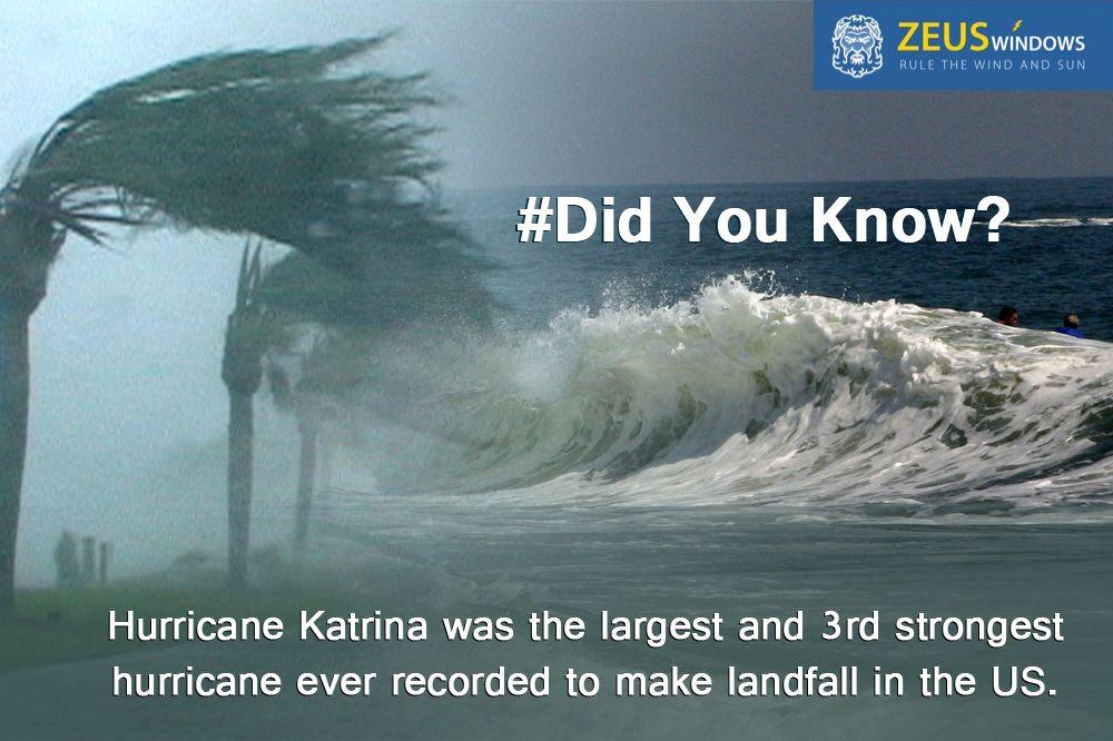 didyouknow hurricane katrina was