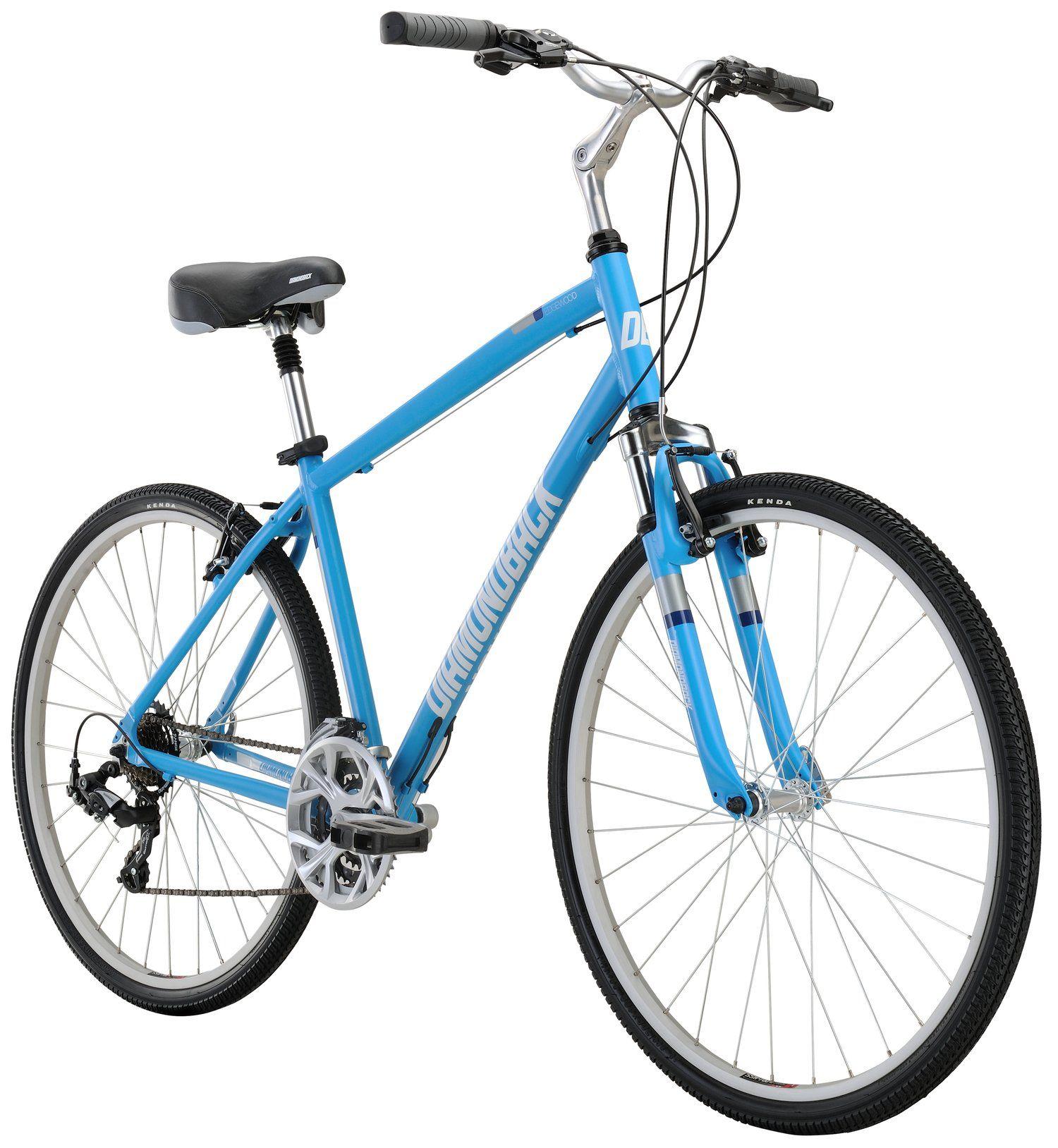 Diamondback Bicycles Edgewood Hybrid Bike. Aluminum frame