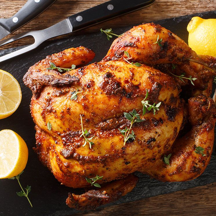 Hola Usa Celebrity News Fashion And Beauty En 2020 Pollo Jugoso Al Horno Pollo Asado Horno Pollo