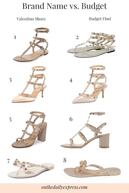 Valentino Inspired Shoes   Valentino