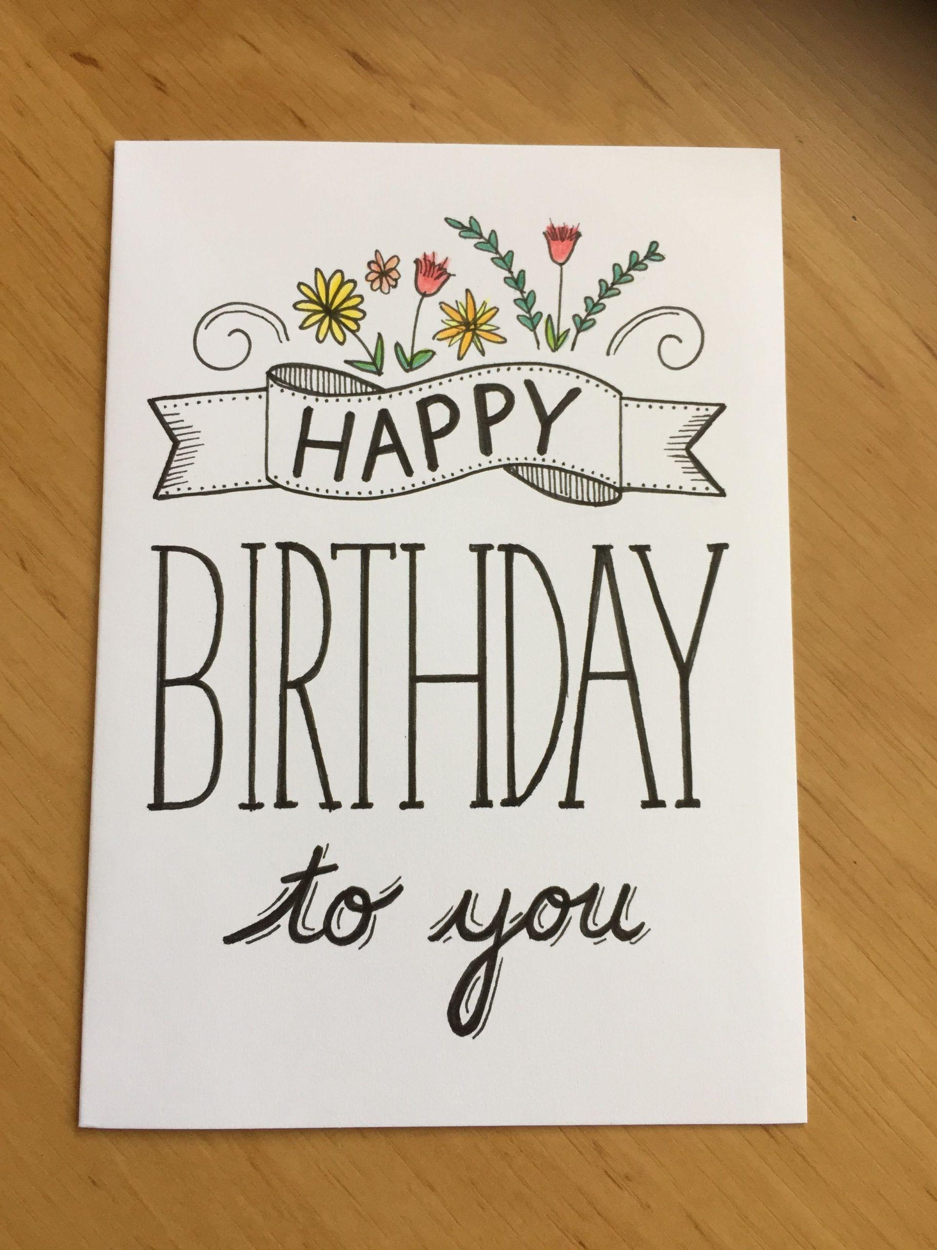 Terrific Birthday Present In 2020 Birthday Card Craft Creative Birthday Funny Birthday Cards Online Alyptdamsfinfo