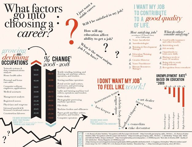 Photo of how to choose a career path: what factors to consider in cho…