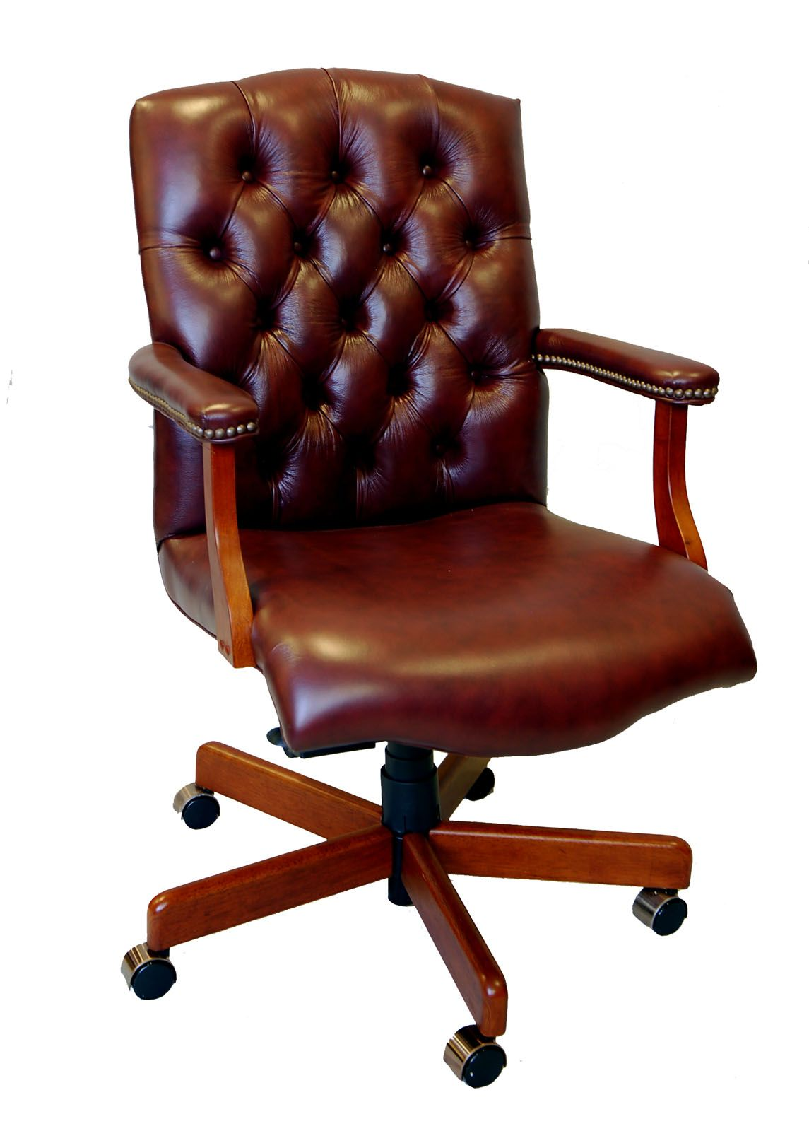 Full Grain Leather Executive Office Chair Office Chair Office