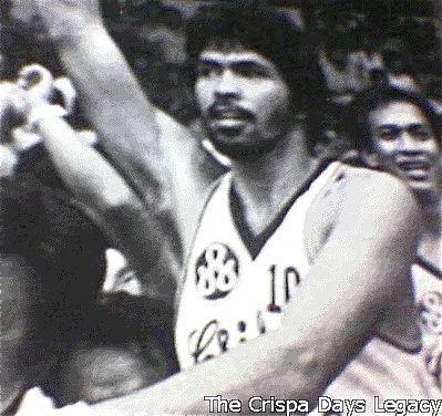 Pba Basketball Legend Freddie Hubalde Basketball Legends Basketball Legend
