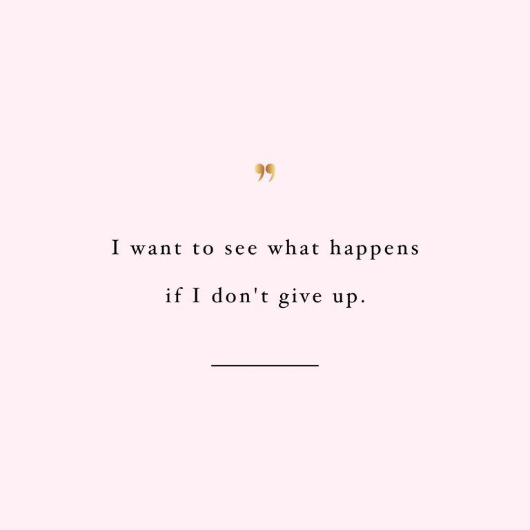 Keep Going And See What Happens | Motivational Wellness And Fitness Quote