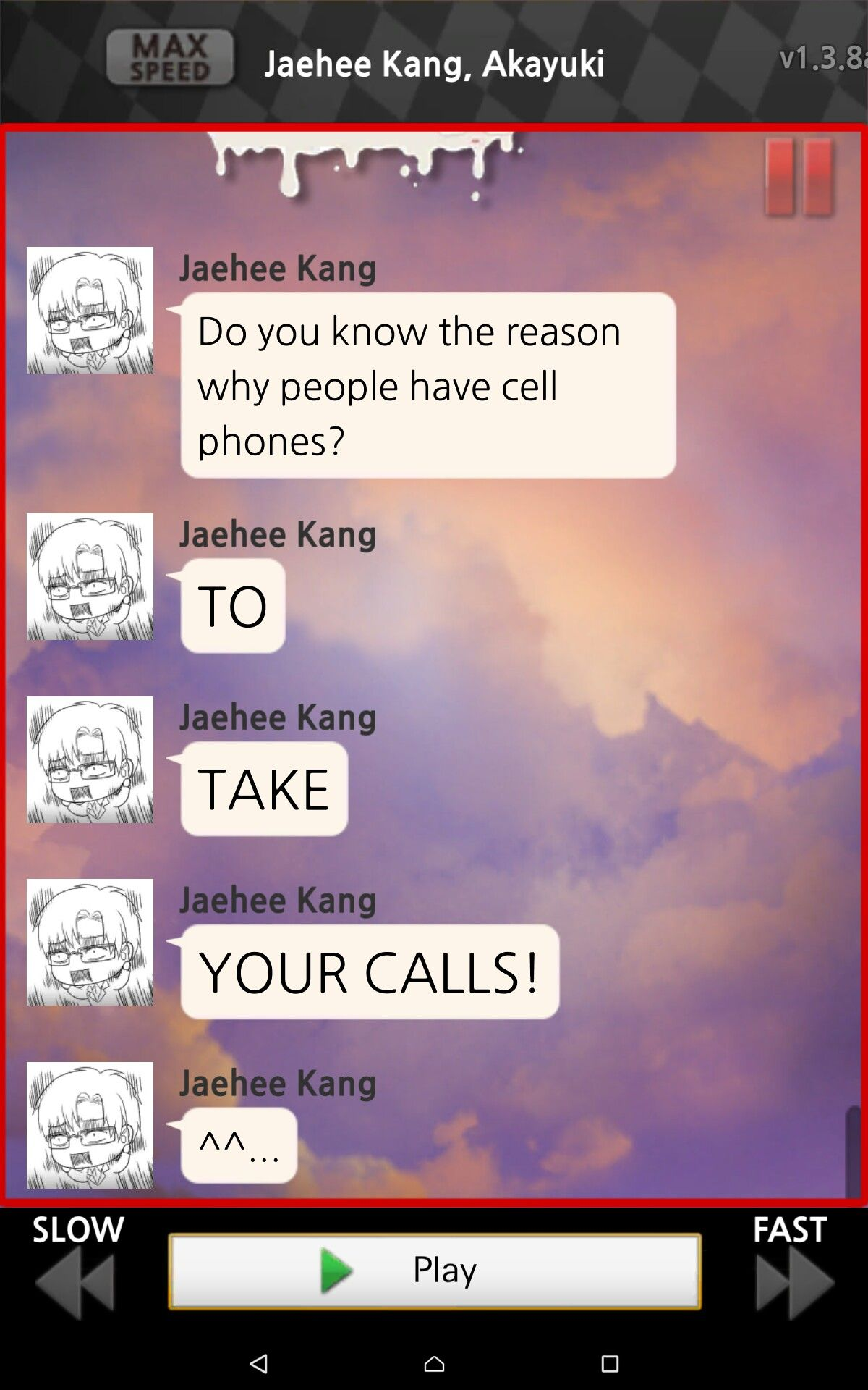 Poor Jaehee is stressed q q | Mystic Messenger