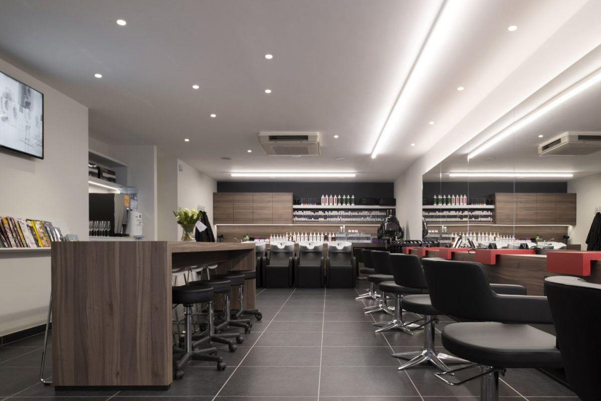 BEAUTY SALON EQUIPMENT & FURNITURE - GAMMA & BROSS   salon ...