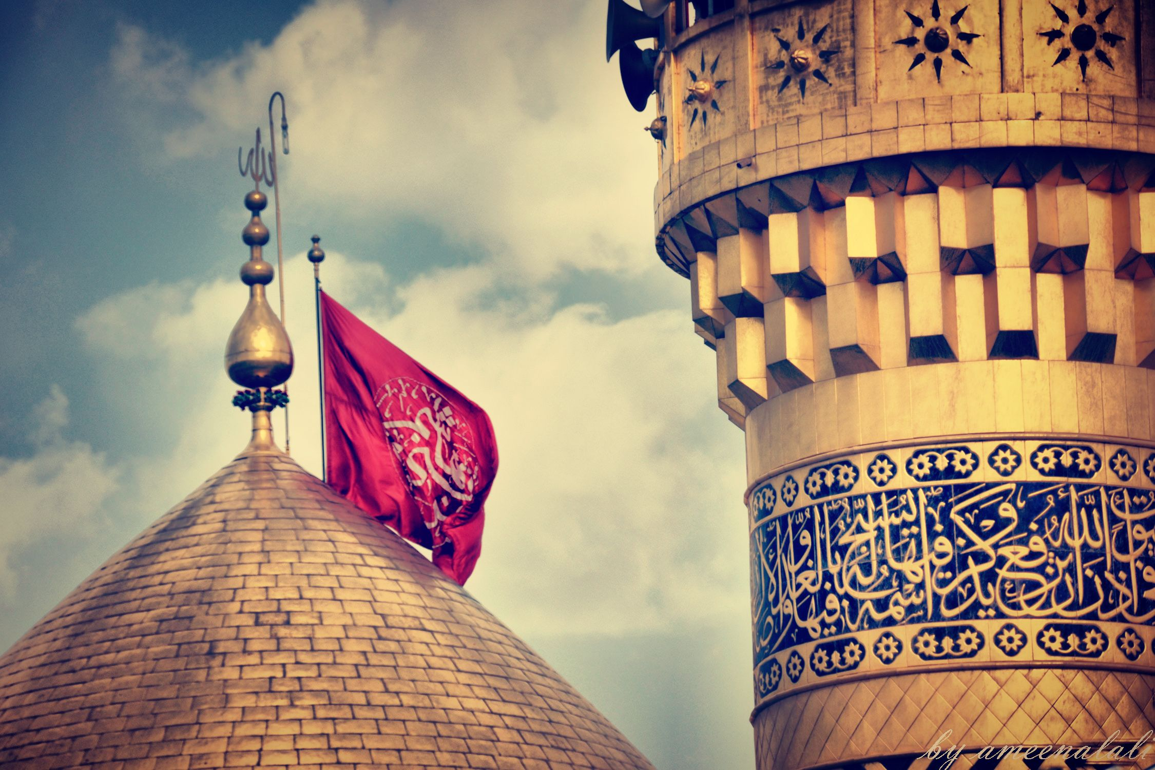 Muharram Away From Home Tmv Imam Hussain Muharram Karbala Iraq