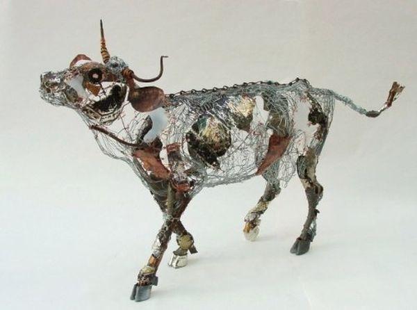 crumpledhorn  artist barbara franc