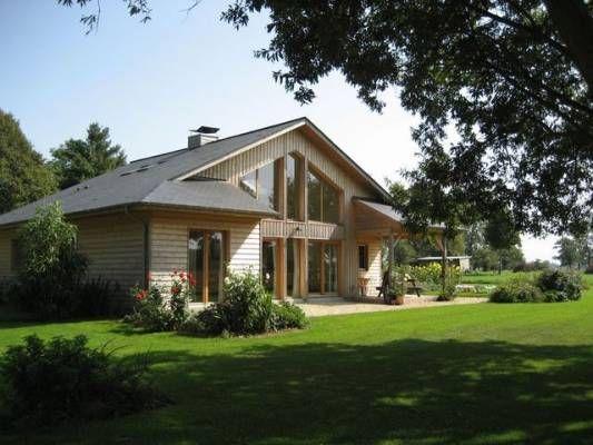 Maison Ossature Bois 171 m² à BOURG-ACHARD, 27 Construction