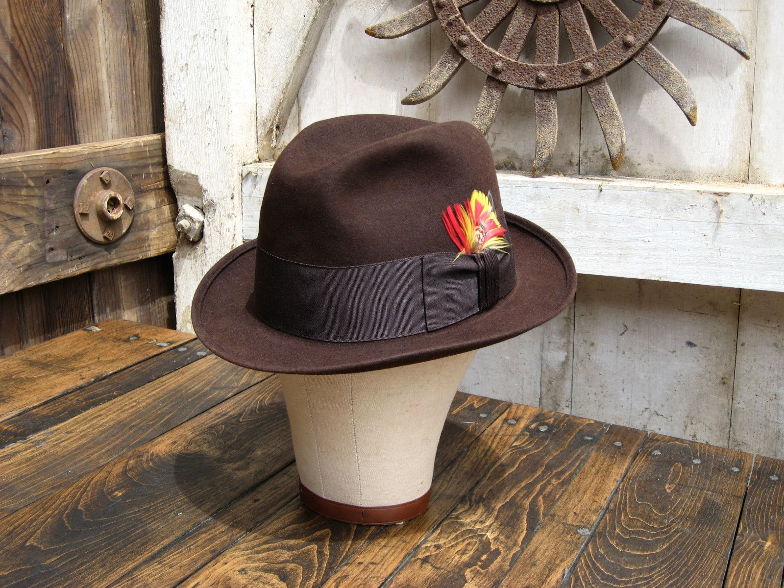 Dating vintage stetson hats