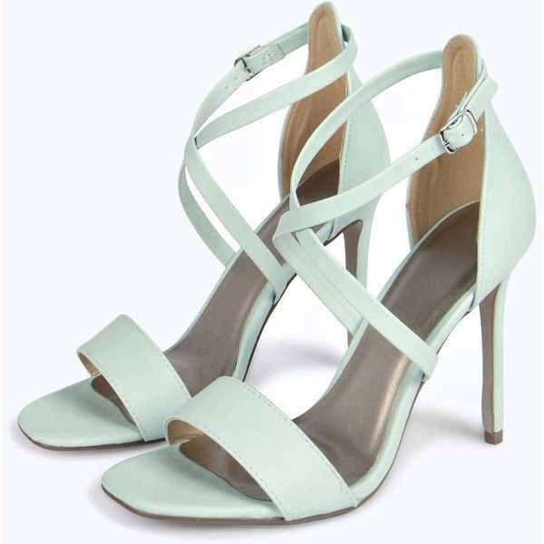 free shipping many kinds of Boohoo cross strap sandals supply for sale MRCJ4kDSRj