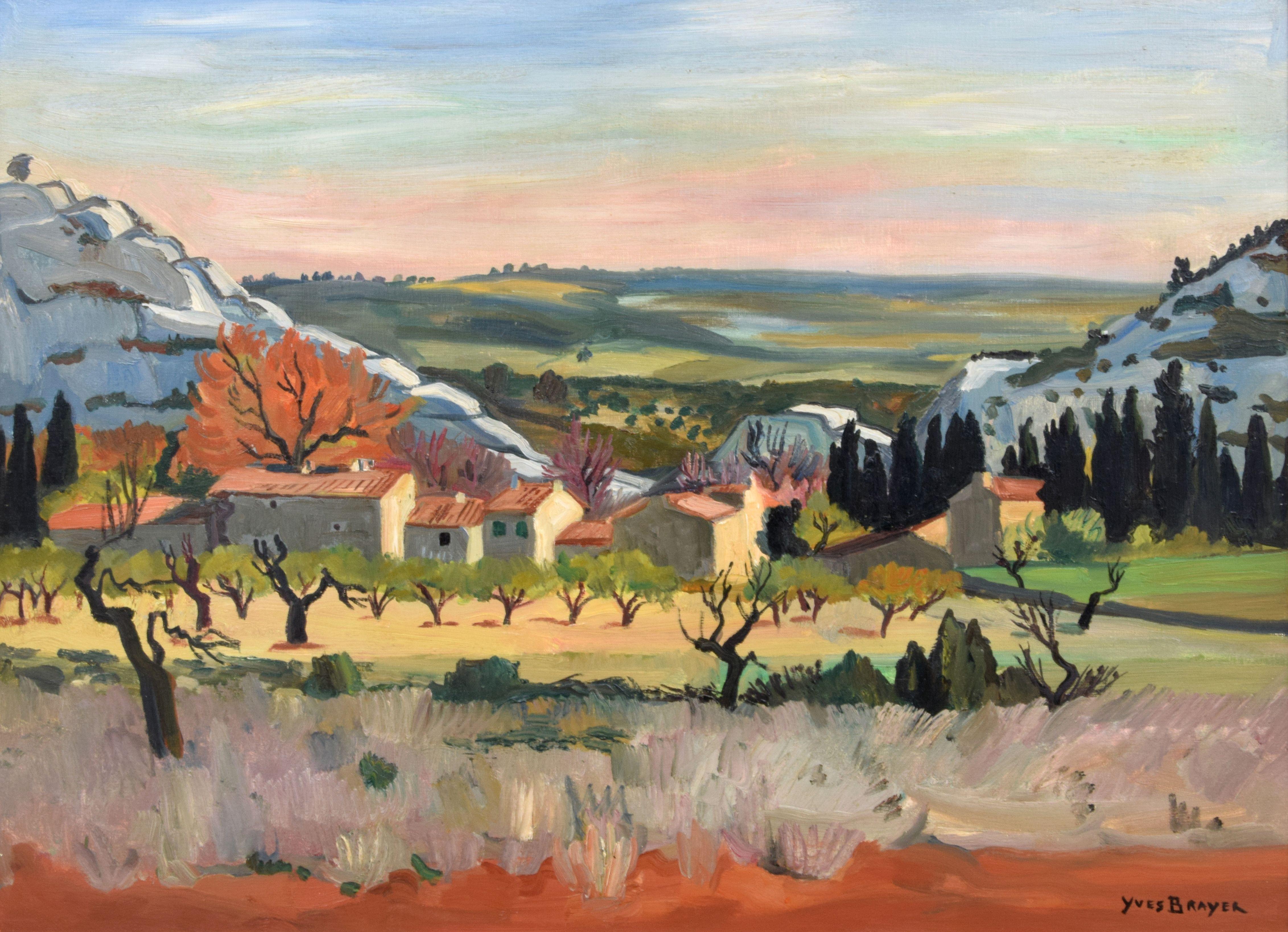 Yves Brayer Peinture Ecole Des Beaux Arts Et Belles Images
