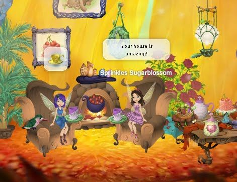 Pixie Hollow Create A Fairy Disney Faires Online At