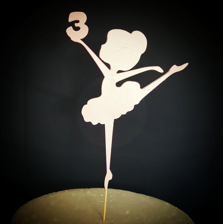 балерина картинка для печати на торт такое чудо