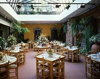 Il Cortile Little Italy My Favorite Restaurant In Nyc