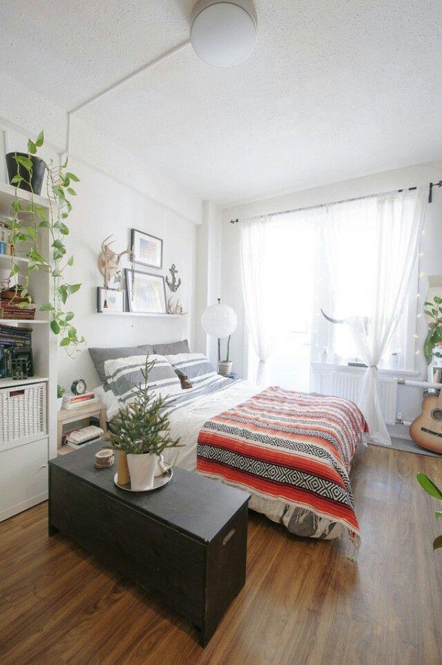 Unique Layout Of A Studio Apartment