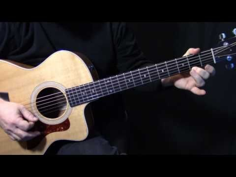 How to play Harvest Moon by Neil Young (Acoustic Guitar Lesson ST ...