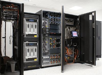 Modern Day Mainframe Computer System