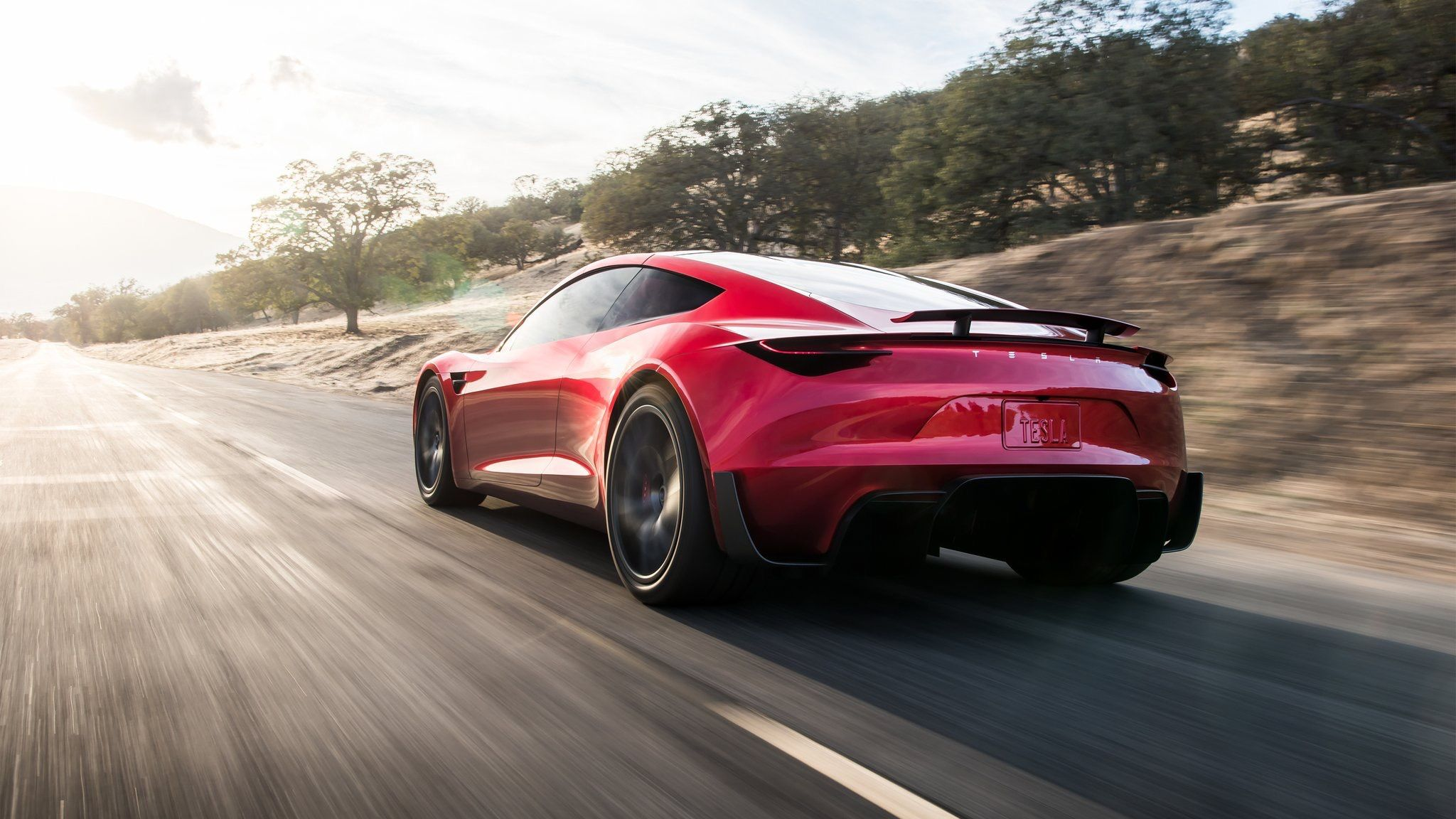 Tesla Roadster (With images) Tesla roadster, Electric