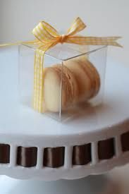 macarons in clear box - Google Search