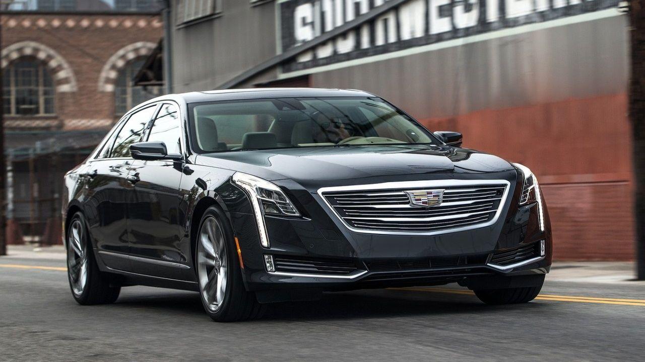 2016 Cadillac CT6 cadillac