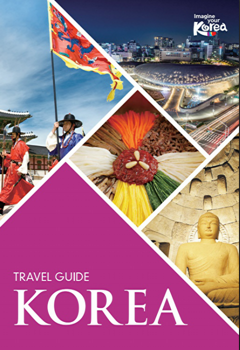 South Korea Travel Guide Book | Joshymomo org