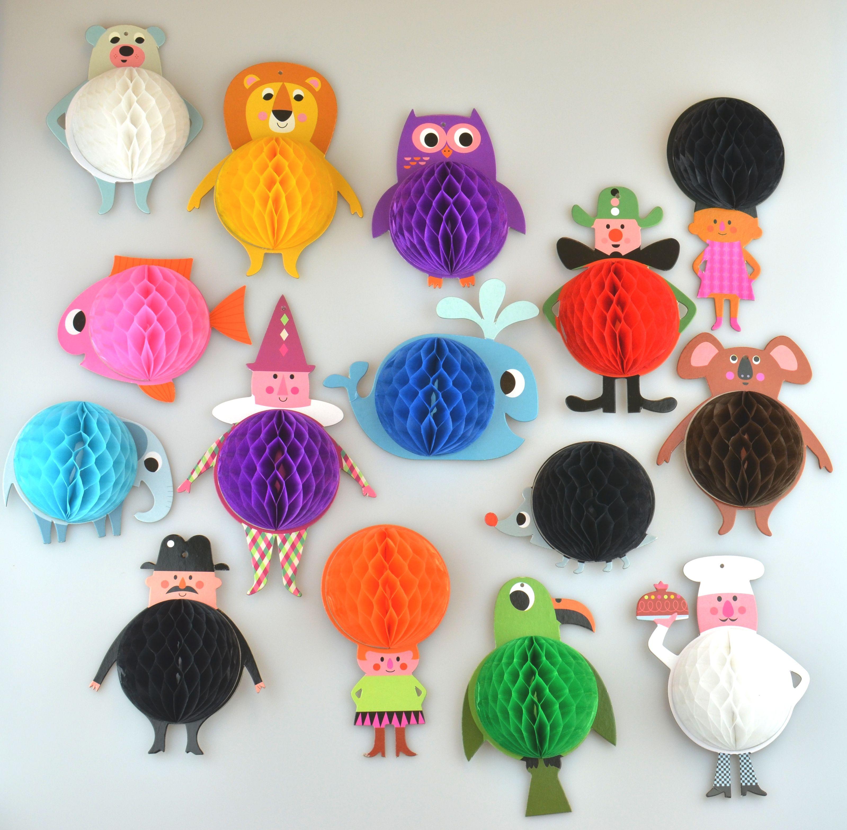 wabenpapier Google keresés zoo crafts