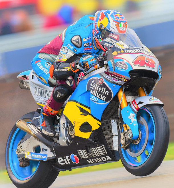 Ordinaire Jack Miller 43 MotoGP 2016