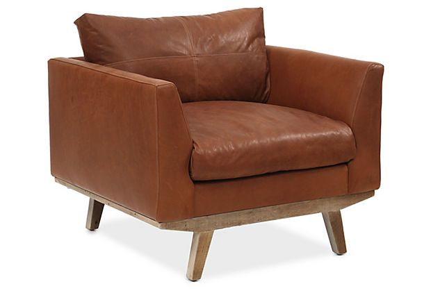 Accent Chairs for Brown Leather sofa