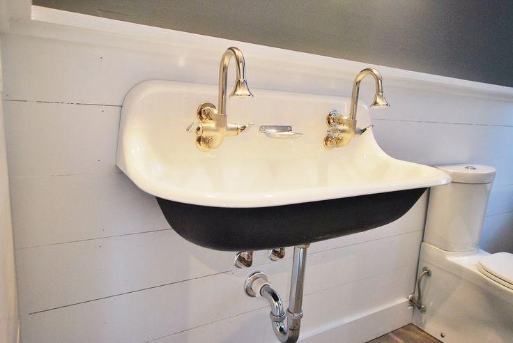 Vintage Bathroom Sinks For Sale 2020 Goruntuler Ile Modern